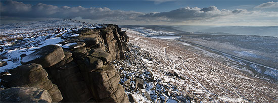 Ravenseye Gallery - Peak District Photography by Chris Gilbert