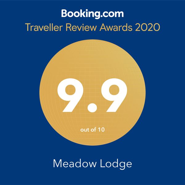 Meadow Lodge 9.9 on Booking.com